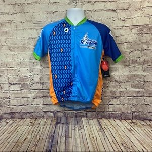 Pactimo Mens 3/4 Zip Cycling Jersey